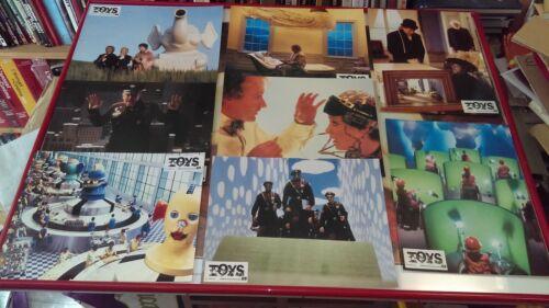 Robin WILLIAMS 8 french Lobby Cards TOYS