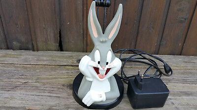 Nachttischlampe, Kinderzimmer CASAL 2000 Looney Bugs Bunny   interne-Nr. 562