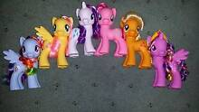 """My little pony dolls / toys, 9 inch ponies 9"""" pony Mount Annan Camden Area Preview"""