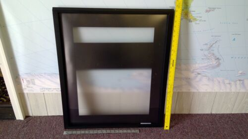 Commerical Restaurant Menu Mounting Board Wall or Magnetic mount. Flex. By VGS