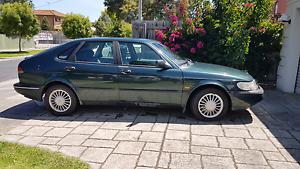 1995 Saab 900 Hatchback Bentleigh Glen Eira Area Preview