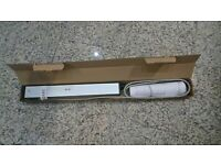 Montagepl zu GEZE TS 4000//5000 silberfarbig