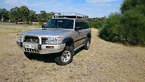 2000 Nissan Patrol Wagon Holden Hill Tea Tree Gully Area Preview