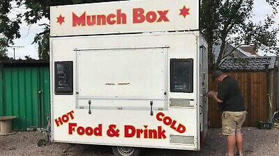 burger van / catering trailer ajc built