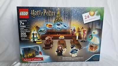 LEGO Harry Potter Advent Calendar 75964 New Factory Sealed Hermione Ron 24 Gifts
