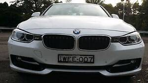 2012 BMW 3 Sedan Chatswood Willoughby Area Preview