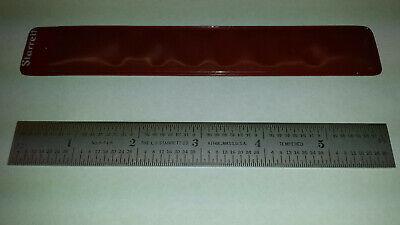 Starrett No.604r 6 Inch 4r Grad. Tempered Scale