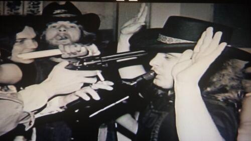 """early LYNYRD SKYNYRD 8x10""""photo!!! RONNIE VAN ZANT BIRTHDAY"""