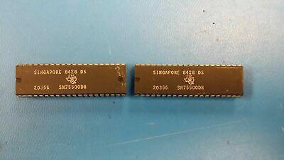 1 Pc Sn75500dn Ti Ac Plasma Display Driver Pdip40