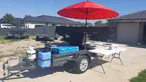 RENT BBQ TRAILER ON WHEELS FOR HIRE BOOK NOW Kemps Creek Penrith Area Preview