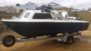 savage fishing boat Evanston Gawler Area Preview
