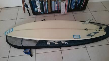 Simon Anderson Surfboard