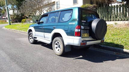 LandCruiser Prado! CHEAP! VIEW AD Newcastle 2300 Newcastle Area Preview