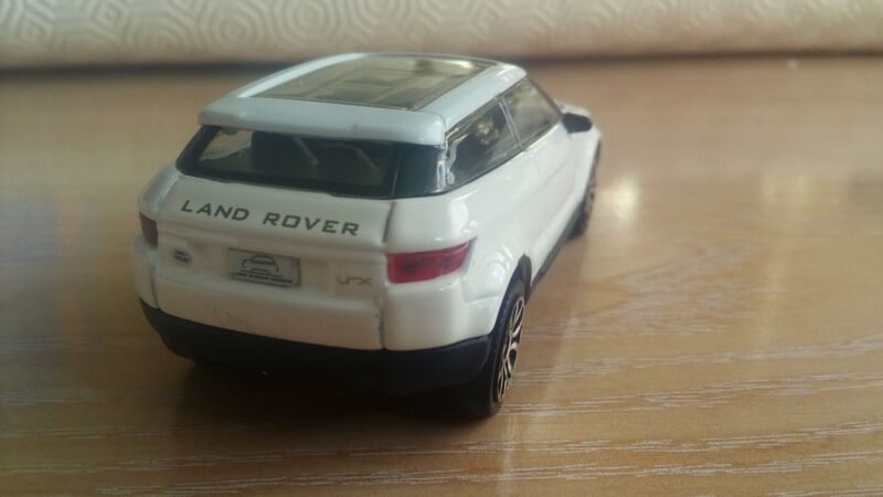 Land Rover LRX Concept 1:43 Diecast metal Model 1//43
