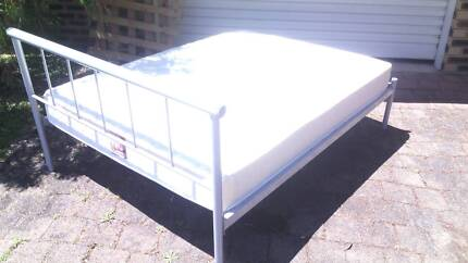 double bed and mattress Palm Beach Gold Coast South Preview