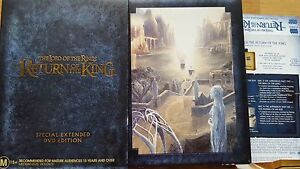 The Lord of the Rings-Special Extended DVD Edition Randwick Eastern Suburbs Preview