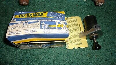 Vintage  light switch Nos new old stock KD ford chevy gm dodge vw