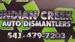 Indian Creek Auto Dismantlers