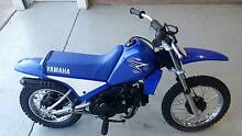 YAMAHA PW80 (PEEWEE 80) EXCELLENT CONDITION Mulgrave Hawkesbury Area Preview