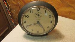 Antique Westclox Big Ben Alarm Clock - Charcoal