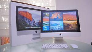 iMac 21inch 2011 + 1TB + Final Cut Pro + Pro Logic + MS Office Melbourne CBD Melbourne City Preview