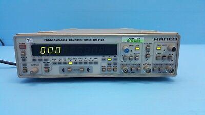 Hameg Instruments Hm 8122 Hm8122 Programmable Countertimer