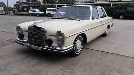 Mercedes 280SE 1968 W108
