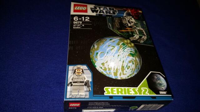 Lego Star Wars 9679 AT-St & Endor Serie 2 TOP