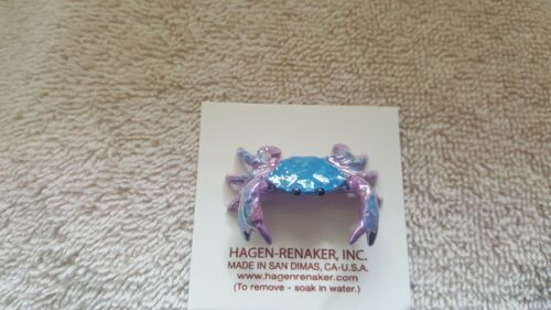 Hagen Renaker Crab Figurine Miniature Collect Nice Gift New Free Shipping 03362