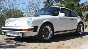 WTB Porsche 911 sc mid 70's to early 80's Coupe Banora Point Tweed Heads Area Preview