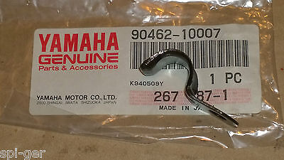 CLASSIC 73 80 TZ 250 350 NEW GENUINE <em>YAMAHA</em> COWLING STAY CABLE CLAMP 9