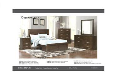 QUEENSTOWN KING BED FRAME -****CLOSING DOWN SALE****