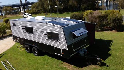 Off Road  caravan Harwood Clarence Valley Preview