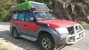 1997 Toyota LandCruiser Prado GLX fully equiped for 4WD camping Cairns Cairns City Preview