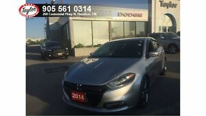 2014 Dodge Dart GT Automatic w/Leather, Remote Start, Backup Cam