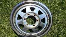5X 6 Stud Sunraysia Rims Maryland 2287 Newcastle Area Preview