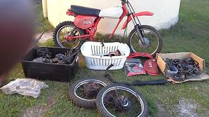 Honda xr75 1977 Jacobs Well Gold Coast North Preview