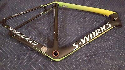 Specialized S-Works Tarmac SL5 frameset 56 for sale  Amesbury