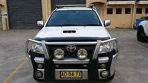 Toyota hilux 2007 Dual Cab Diesel 4wd Sydney City Inner Sydney Preview