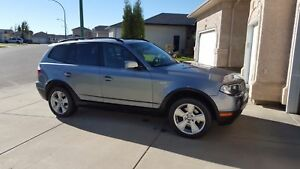 2008 BMW X3 3.0I *Nokian winter tires/rims*