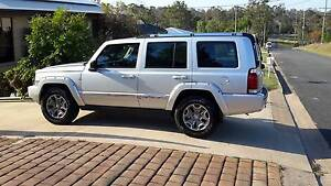 2008 Jeep Commander Wagon Gympie Gympie Area Preview