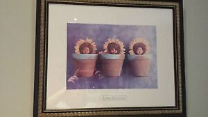 Anne Geddes Sunflower Picture Kawartha Lakes Peterborough Area image 1