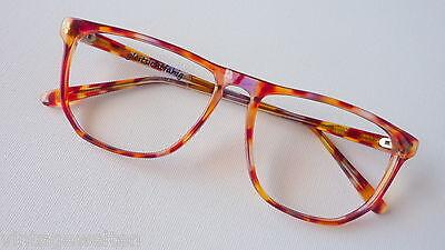 KK Damen Brille 54-18 große Gläser leicht braun gleitsichtfähig günstig size M