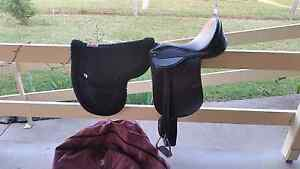 Dressage Saddle + other items Gloucester Gloucester Area Preview