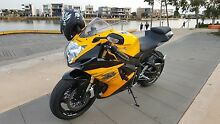 2012 Suzuki GSX-R750 Caroline Springs Melton Area Preview