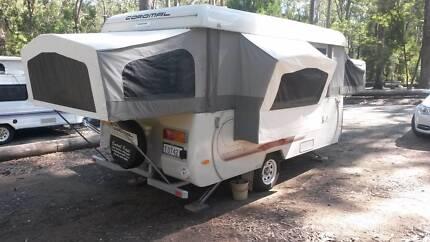 Coromal Caravan like Jayco pop top