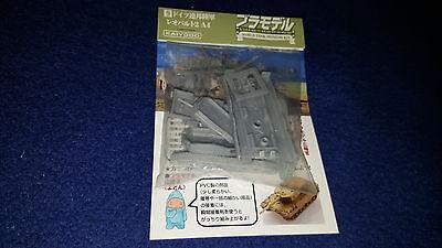 Kaiyodo World Tank Museum Kit  MBT Leopard 2A4 1:144 gebraucht kaufen  Selm