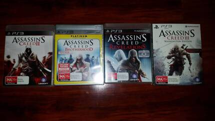 ASSASSINS CREED COLLECTION (PS3)