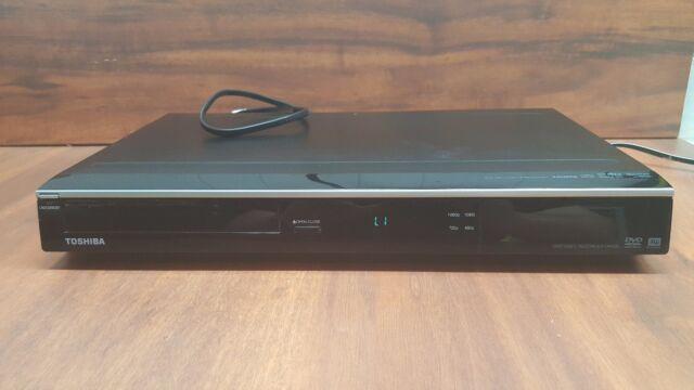 Toshiba DR430 DVD Recorder / Player HDMI 1080p Progressive Scan W/ Remote