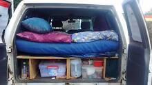 1997 Holden Jackaroo Wagon backpacker car West Perth Perth City Preview